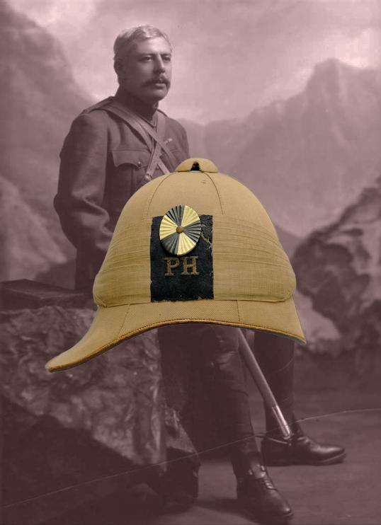 Major George Thomas Cavendish Paget (1853-1939)